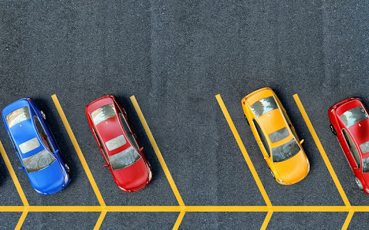 Importance of Car Park Line Marking