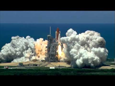 Not Recent But Still Amazing Space Shuttle Launch Video And Audio (HD 1080p)