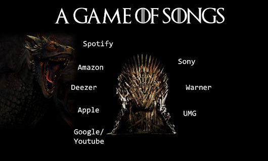 A Game Of Songs. The Music Streaming Challenge – attentionecono.me – Medium