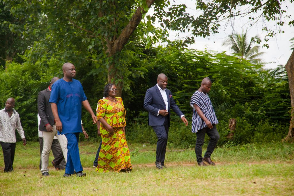 Be patient in answering questions - Oppong Nkrumah to BECE ...