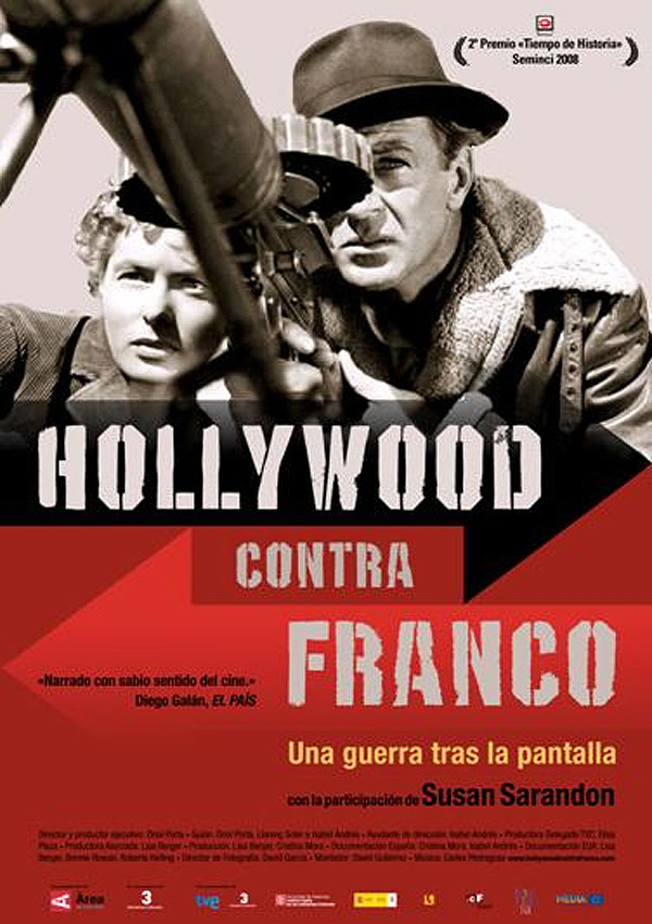 Hollywood contra Franco (Oriol Porta, 2.008)