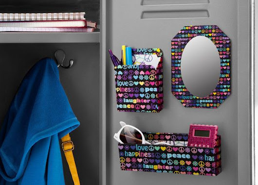 Image: 9 DIY locker decorations for the start of the school year ...