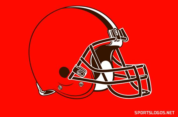 Download Logo Cleveland Browns Football Helmet