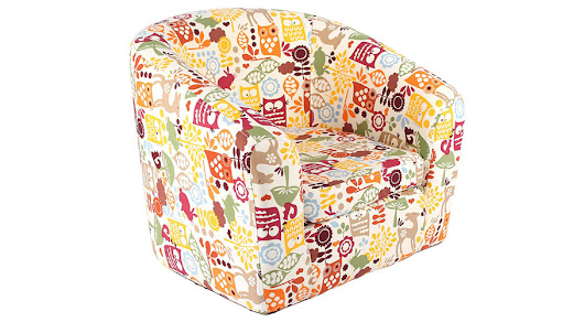 Kids Cartoon Owl Chair - Really Cool Chairs