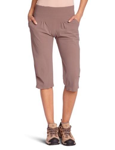 Pantalons de sport: Degre 7 Tsechu Corsaire femme Poivre FR