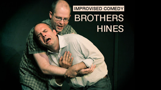 Brothers Hines at Under The Gun Theater | Improv Resource Center