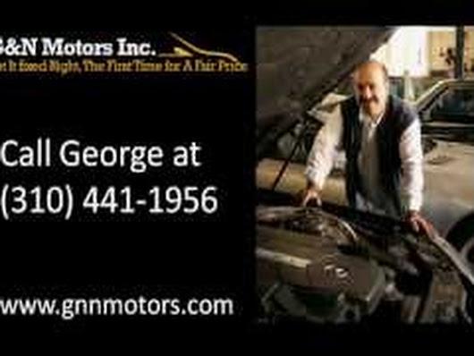 George chouchanian google for Mercedes benz service santa monica