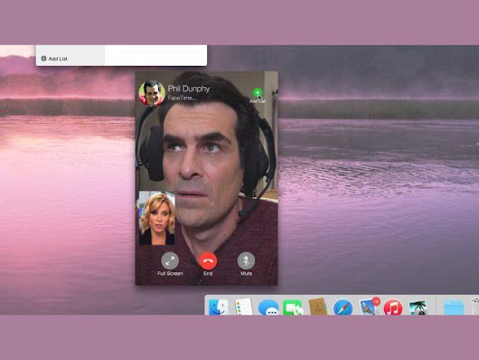 February 25 Modern Family episode shot on iPhone and iPad, takes place on a MacBook screen