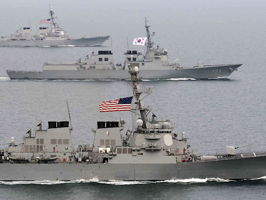 U.S. Fabricates Iran Attack on American Navy To Justify War