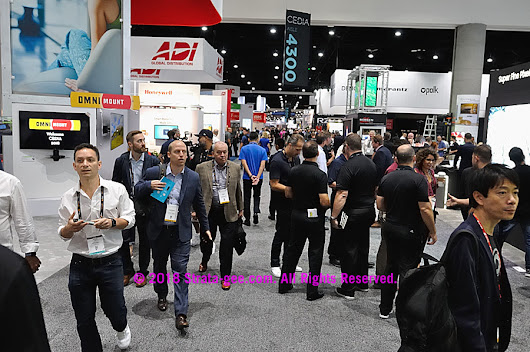 Welcome to the First For-Profit & Last San Diego CEDIA Expo - Strata-gee.com