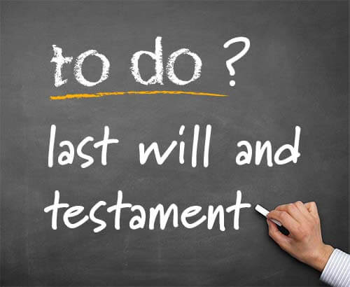 Do I Need A Last Will and Testament? - RK Law
