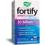 Nature's Way Fortify Women's Probiotic Capsules - 30ct, Adult Unisex