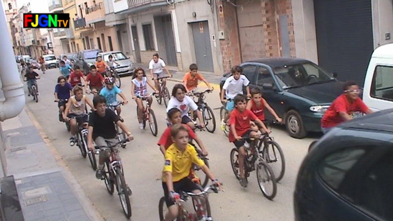 Vuelta en bici - Festa La Vila 2012 - La Vilavella