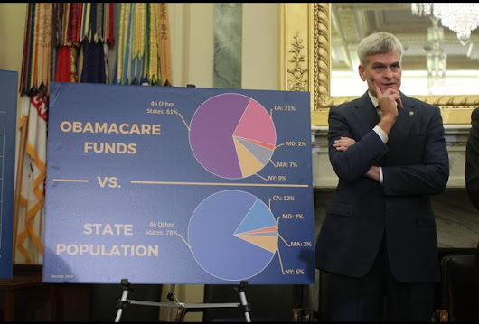 Take Two: Inside Bill Cassidy's Plan To Replace Obamacare