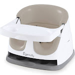 Ingenuity Baby Base 2-in-1 Booster Feeding Seat - Cashmere