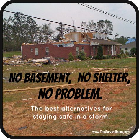 Tornado Survival: No Shelter, No Basement, No Problem - Survival Mom