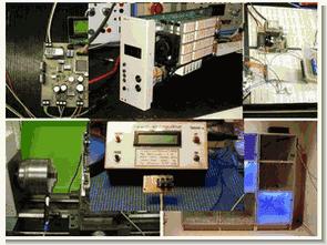 Dự án PIC vi mạch với Picbasic F628A F877 F872