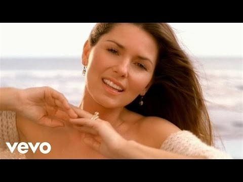 The Best Songs of Shania Twain (+Videos)