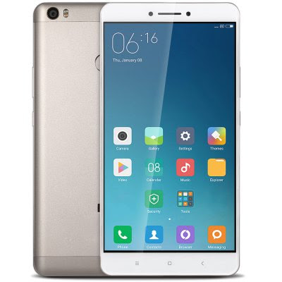 Xiaomi Mi Max 128GB ROM 4G Phablet-279.99 Online Shopping| GearBest.com