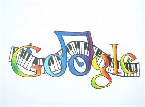 google logo drawn  kids  pics