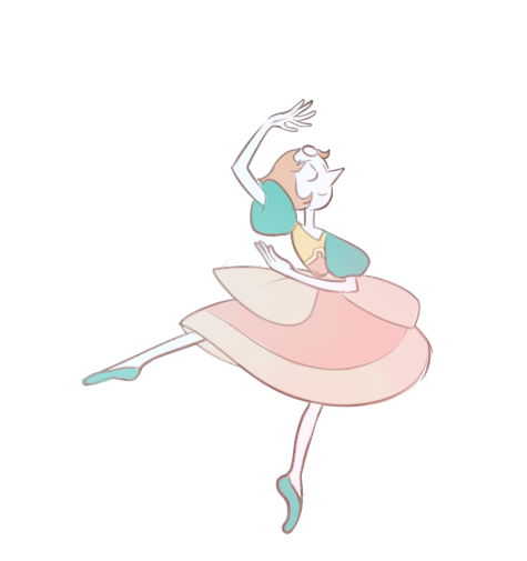past porl doodle, that's a pretty dress