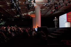 Larry Ellison, Oracle OpenWorld Keynote, JavaOne + Develop 2010 San Francisco