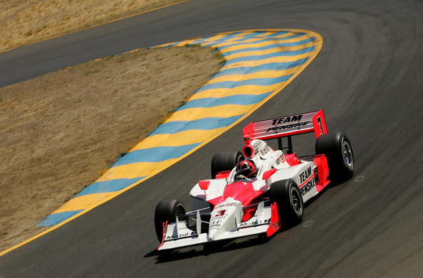 Indy Grand Prix of Sonoma Qualifying