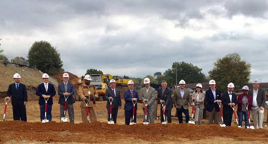 Metropolitan Development and Housing Agency | MDHA Breaks Ground on Next Phase of Envision Cayce