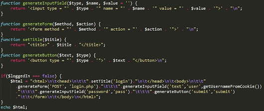 Server-Side Template Injection Introduction & Example