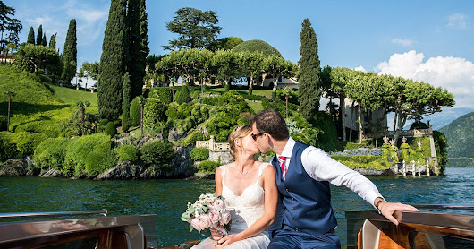 A fun and intimate Family Style Wedding on Lake Como Italy
