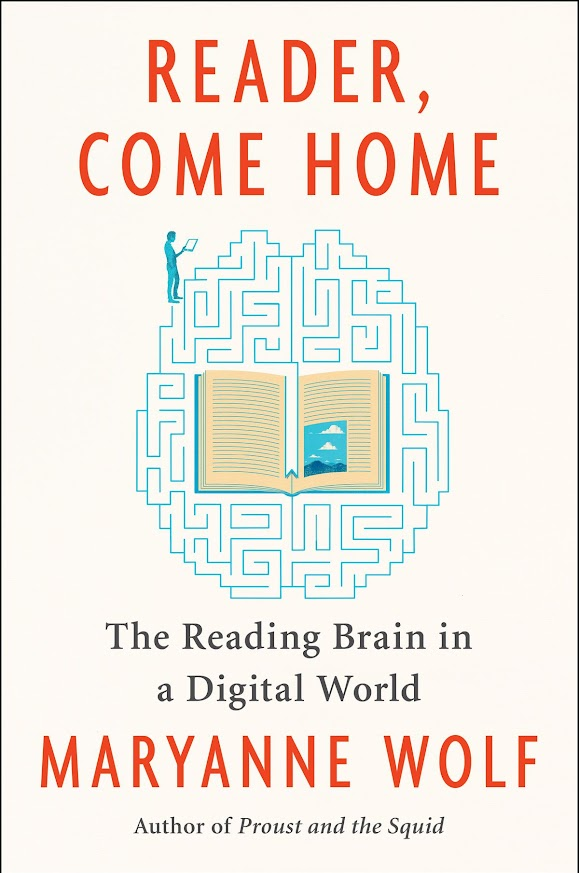 A neuroscientist explains what tech does to the reading brain