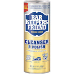 Bar Keepers Friend Cleanser & Polish - 21 oz