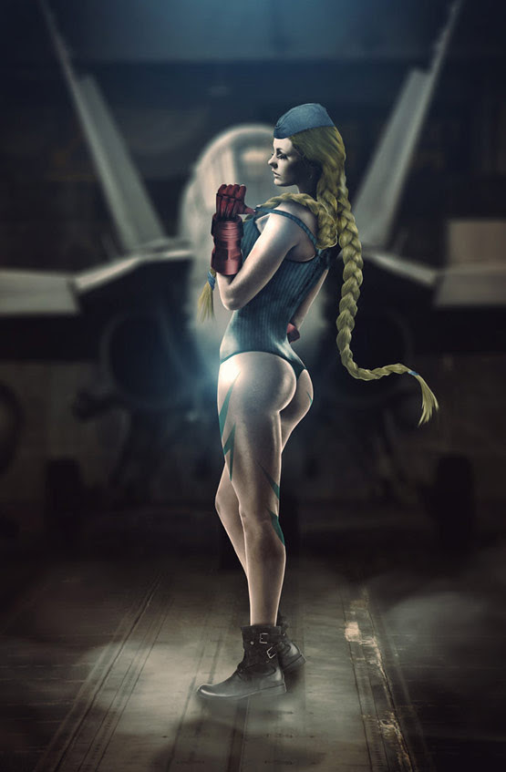 22 Killer Bee Street Fighter Art in 24 Hyper Realistic Examples of Street Fighter Characters Art
