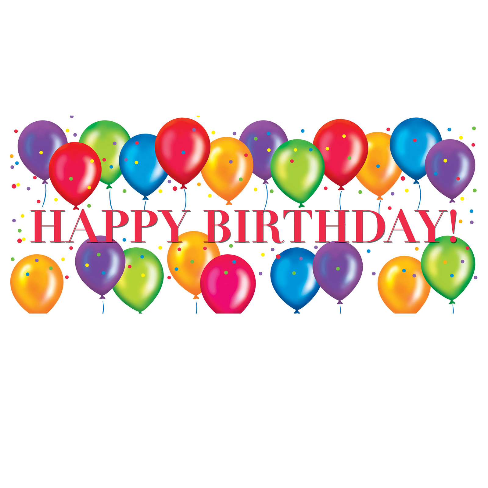 Free Clipart Birthday Intended For Your Inspiration Banyumasonline