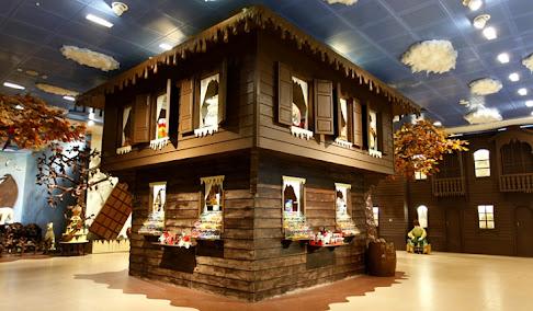 متحف الشوكولاه اسطنبول