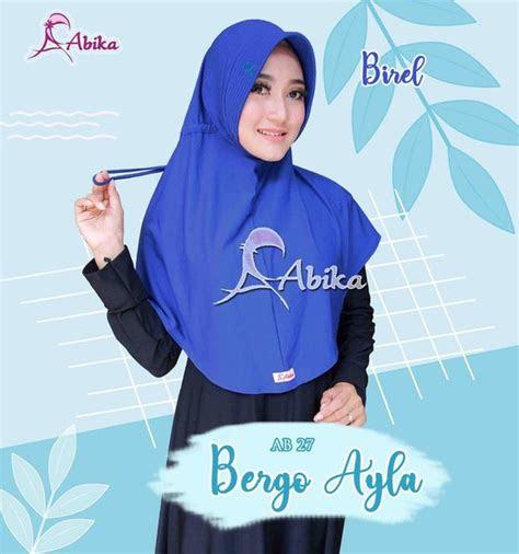 hijab instan abika tutorial hijab terbaru