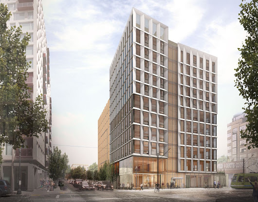 America's First All-Wood Skyscraper Will Be Built in Oregon