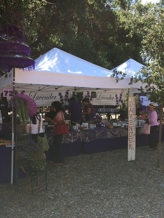 Come by our booth today in Ojai and get your FREE treat!