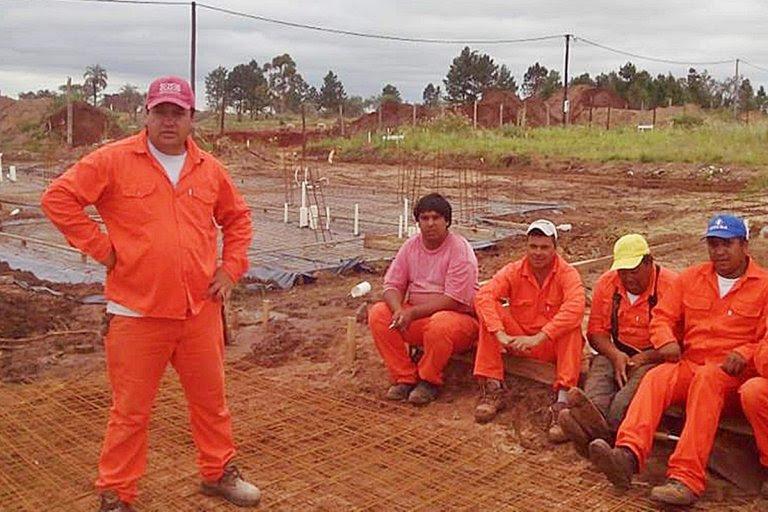 El informe refleja datos oficiales de empresas constructoras provinciales.