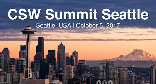 CSW Summit Seattle - October 5, 2017 | Crowdsourcing Conference