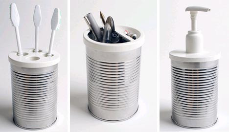tin can recycling