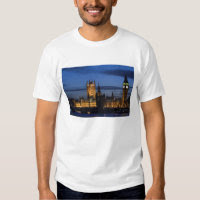 Europe, ENGLAND, London: Houses of Parliament / T Shirts
