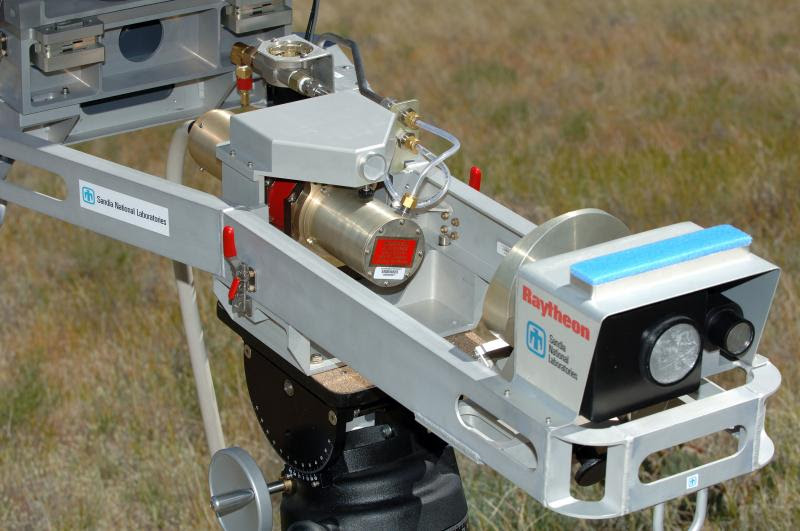 Image result for Portable directed-energy weapon (DEW)