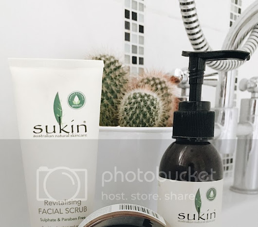 Refreshing My Skincare With Sukin