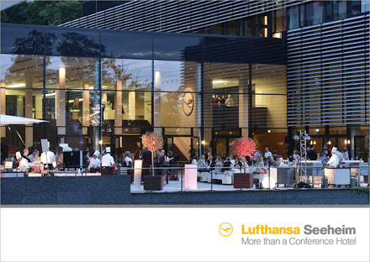 Lufthansa Conference Center: Neuer Name, neues Branding | Catering Management