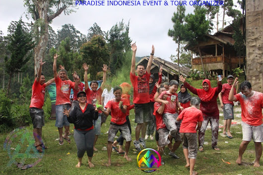 COMPANY OUTING OUTBOUND GUCI TEGAL TEAM BUILDING & FUN GAMES