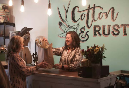 Cotton & Rust: A Western Boho Boutique Hits Main Street - Templeton Guide | Templeton News Leader