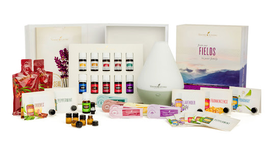 Nickie Haas, Young Living Independent Distributor