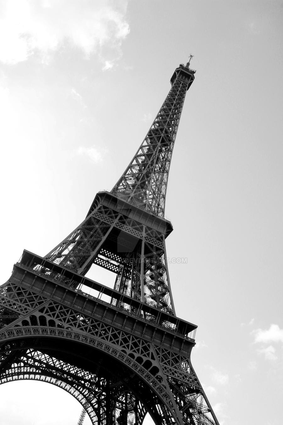 Paris Wallpaper Black And White Photography 11106 Arkpaint