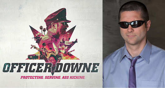 "Man of Action's Joe Casey Serves Up Details on the Upcoming ""Officer Downe"" Film Adaptation"